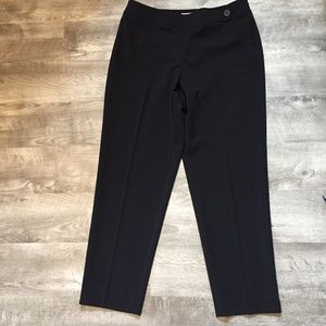 Talbots Collection cropped pants size 12.